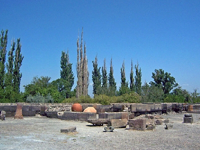 Храм Звартноц
