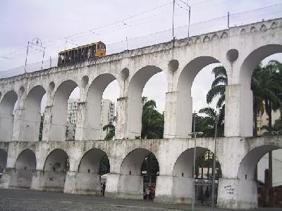 Арка-акведук Кариока Лапа