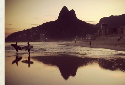 Пляж Ипанема