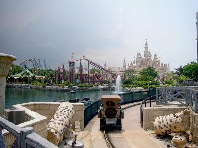 Парк развлечений Universal