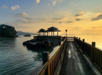 Остров Пулау-Убин
