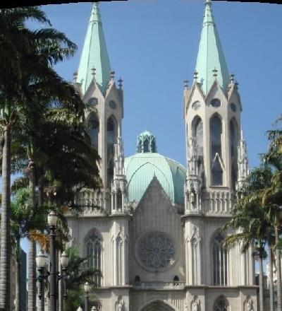 Кафедральный собор Сан-Паулу