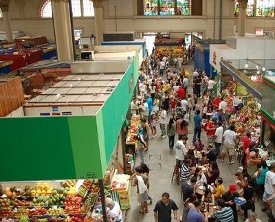 Муниципальный рынок Меркадо