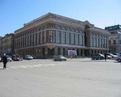 Большой Концертный Зал им. Салиха Сайдашева
