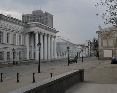 Комплекс зданий Казанского университета