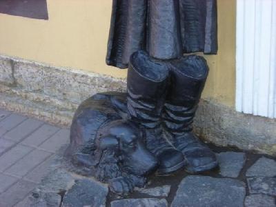 Памятник Му-му