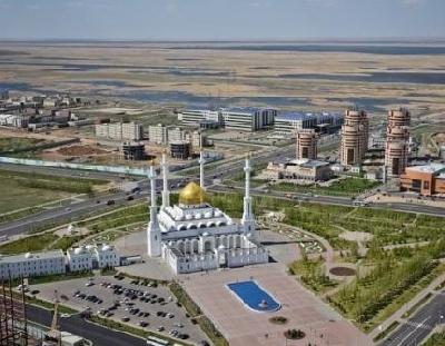 Мечеть Нур Астана