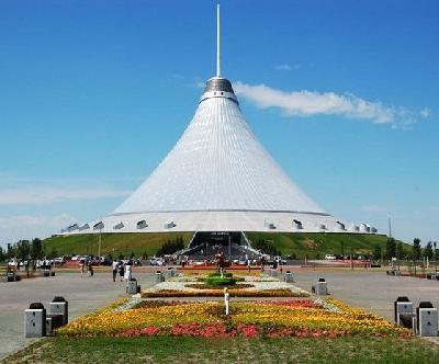 Торгово-развлекательный центр Хан Шатыр