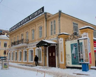 Дом Метенкова