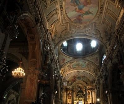 Кафедральный собор Сантьяго-де-Чили