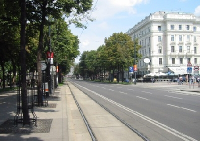 Улица Рингштрассе
