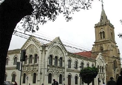 Церковь и колледж Святых Сердец