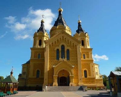 Александро-Невский Новоярмарочный собор