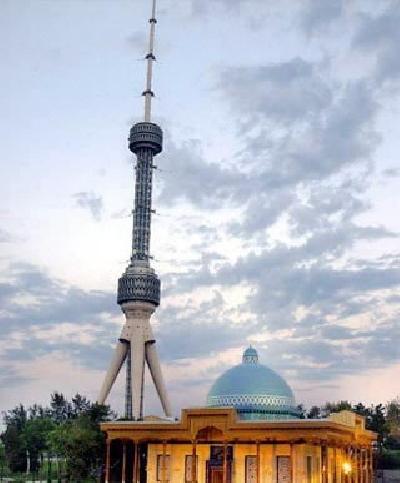 Ташкентская телебашня