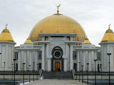 Мечеть Туркменбаши Рухы