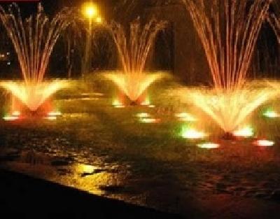 Парк фонтанов