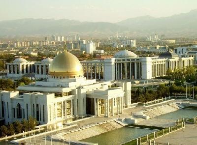 Дворцовый комплекс Огузхан