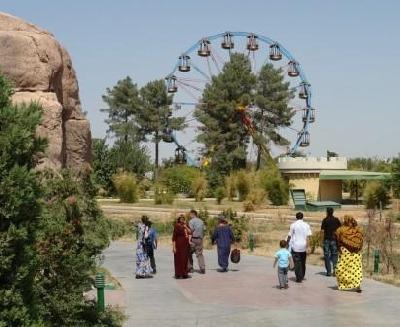 Мир сказок Туркменбаши