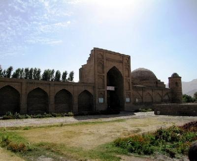 Гиссарская крепость