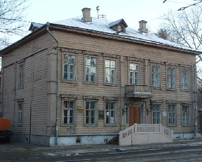 Музей им. М. Горького