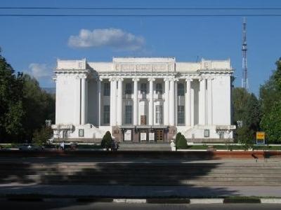 Театр оперы и балета им. С.Айни