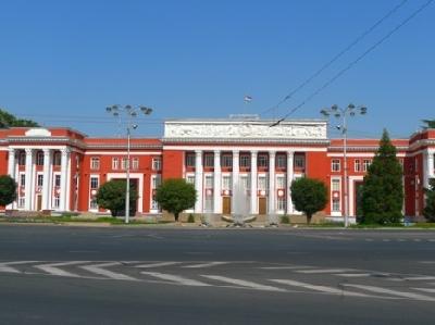 Дом правительства Душанбе