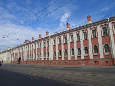 Здание Первого Кадетского корпуса