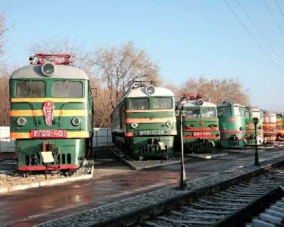 Поволжский музей железнодорожной техники