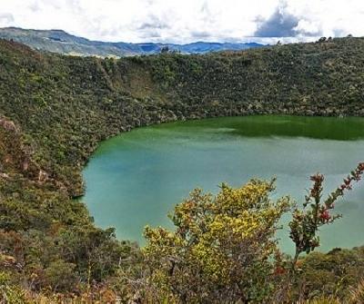 Озеро Гуатавита
