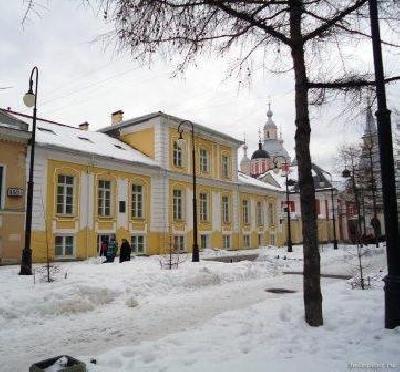 Дом Троекурова