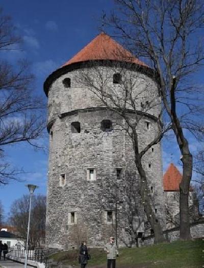 Башня Кин-ин-де-Кёк