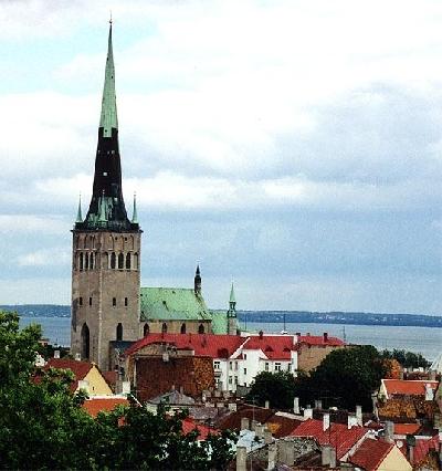 Церковь Олевисте