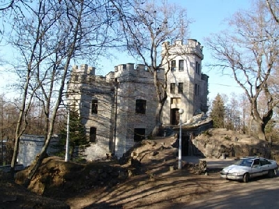Замок барона фон Глена