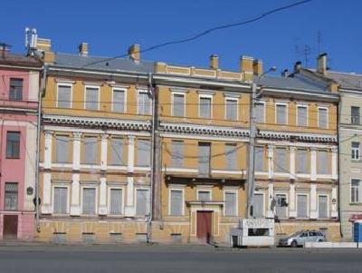 Дом зодчего Трезини