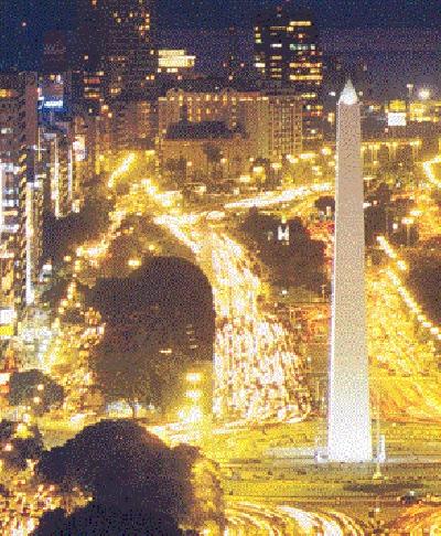 Обелиск Буэнос-Айреса