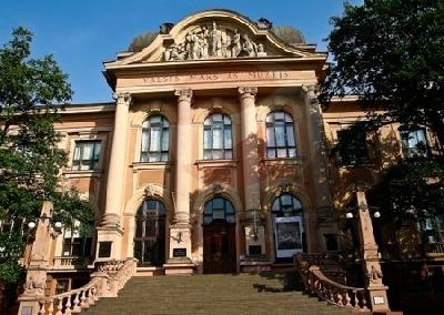 Латвийский Национальный художественный музей