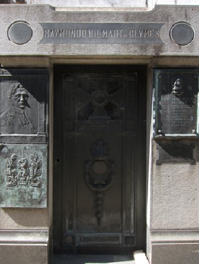 Кладбище Риколетта