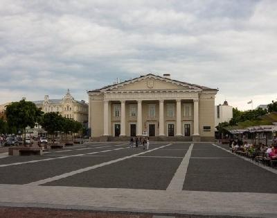 Ратуша Вильнюса