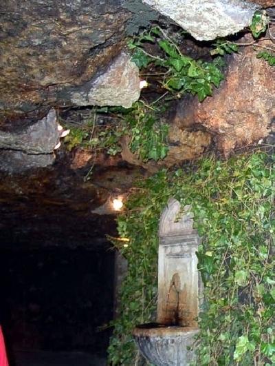 Пещеры Грутас-дель-Паласио