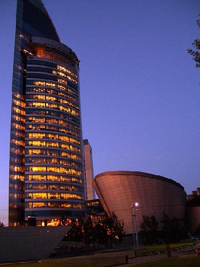 Башня Антел