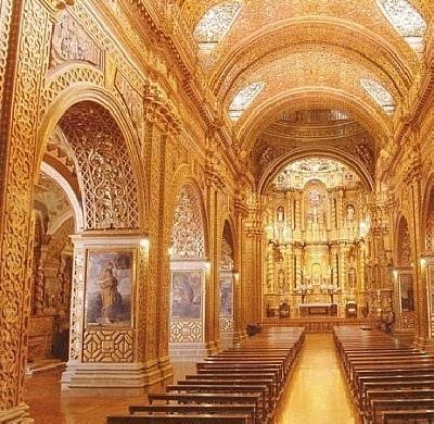 Церковь Ла-Компания