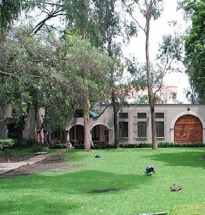 Музей Долорес Ольмедо Патино