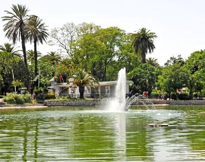 Парк Бельведер
