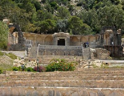 Загван и Храм Воды