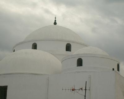 Мавзолей и мечеть Махреза
