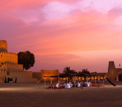 Дворец Аль-Хосн
