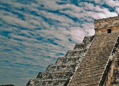 Пирамида Эль-Кастильо