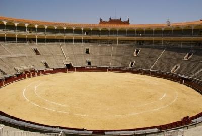Арена корриды Plaza de Toros de Las Ventas