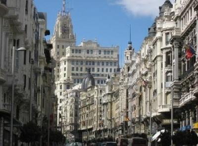 Улица Гран Виа