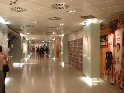 Музей футбольного клуба Реал Мадрид